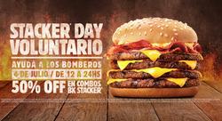 Ofertas de Restaurantes  en el folleto de Burger King en Mendoza