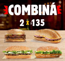 Ofertas de Burger King  en el folleto de Buenos Aires