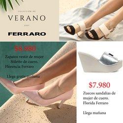 Ofertas de Ferraro en el catálogo de Ferraro ( 20 días más)