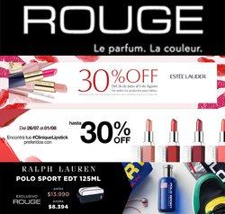 Ofertas de Perfumería y Maquillaje en el catálogo de Perfumerías Rouge ( Vence hoy)
