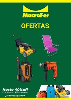 Ofertas de Macrofer en el catálogo de Macrofer ( Publicado hoy)
