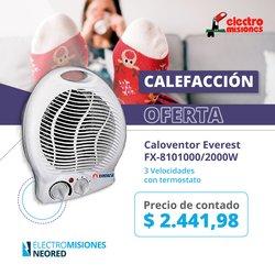 Ofertas de Electro Misiones en el catálogo de Electro Misiones ( Vencido)