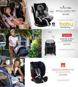 Ofertas de Baby Company en el catálogo de Baby Company ( 3 días más)