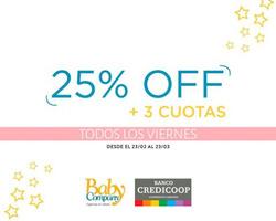 Ofertas de Juguetes y bebes  en el folleto de Baby Company en Buenos Aires
