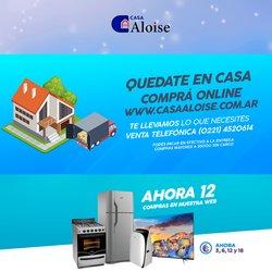 Ofertas de Aloise en el catálogo de Aloise ( Vence hoy)