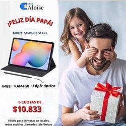 Ofertas de Samsung en el catálogo de Aloise ( Publicado hoy)