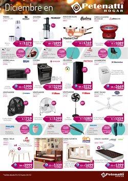 Ofertas de Electrónica y Electrodomésticos en el catálogo de Petenatti Hogar en San Francisco Solano ( 2 días publicado )