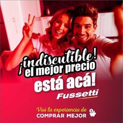 Ofertas de Muebles y Decoración en el catálogo de Fussetti en Rosario ( 9 días más )
