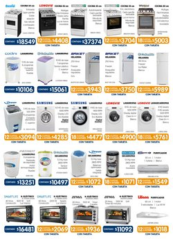 Ofertas de Samsung en el catálogo de Monumental Hogar ( Vence mañana)