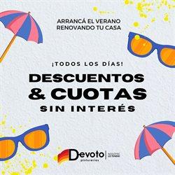 Ofertas de Pinturerías Devoto en el catálogo de Pinturerías Devoto ( Vencido)