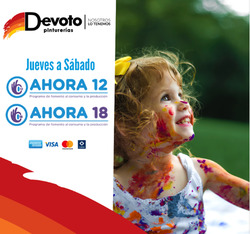 Ofertas de Pinturerías Devoto  en el folleto de Buenos Aires