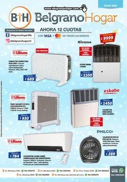 Ofertas de Belgrano Hogar en el catálogo de Belgrano Hogar ( 2 días más)