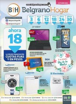 Ofertas de Belgrano Hogar en el catálogo de Belgrano Hogar ( 16 días más)