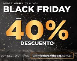 Cupón Belgrano Hogar en Rosario ( 2 días publicado )