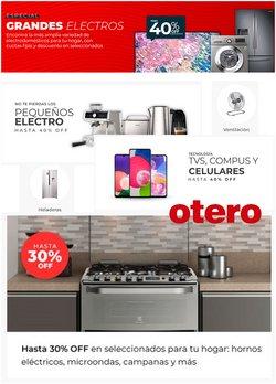 Catálogo Otero en Buenos Aires ( Publicado hoy )