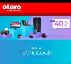 Ofertas de Electrónica y Electrodomésticos en el catálogo de Otero ( Vence hoy)