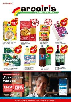 Catálogo Arcoiris Supermercados ( 8 días más)