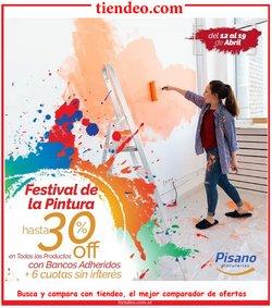 Catálogo Pinturerías Pisano ( Vence hoy)