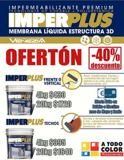 Ofertas de A Todo Color  en el folleto de Paraná