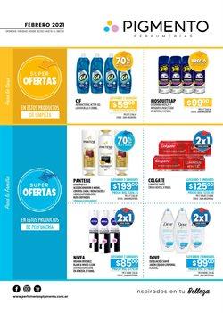 Ofertas de Perfumería y Maquillaje en el catálogo de Pigmento en Buenos Aires ( Caduca mañana )