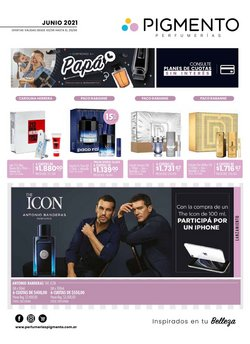 Ofertas de Perfumería y Maquillaje en el catálogo de Pigmento ( Vence mañana)