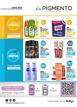 Ofertas de Pigmento en el catálogo de Pigmento ( Publicado ayer)