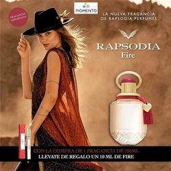 Ofertas de Perfumería y Maquillaje en el catálogo de Pigmento ( 2 días más)