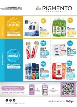 Ofertas de Pigmento en el catálogo de Pigmento ( Publicado hoy)