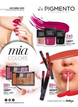 Ofertas de Perfumería y Maquillaje en el catálogo de Pigmento ( 3 días más)