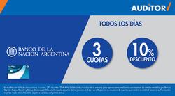 Ofertas de El Auditor  en el folleto de Córdoba