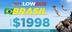 Ofertas de Viajes  en el folleto de Flechabus en Rosario