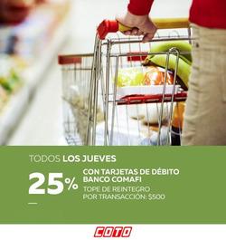 Ofertas de Comafi  en el folleto de Buenos Aires