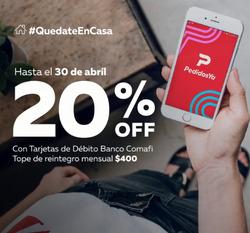 Cupón Comafi en Buenos Aires ( 27 días más )