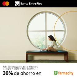 Cupón Banco Entre Ríos en Castelar ( 2 días más )