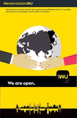 Catálogo Western Union ( Más de un mes )