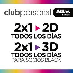 Ofertas de Atlas Cines  en el folleto de Buenos Aires