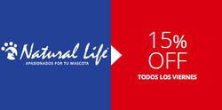 Ofertas de Hiper-Supermercados  en el folleto de Natural Life en Avellaneda (Santa Fe)