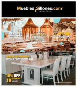 Catálogo Muebles y Sillones.com ( Caduca mañana )