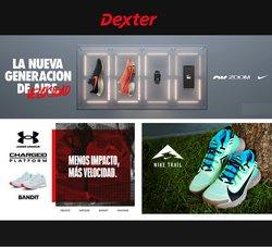 Ofertas de Dexter en el catálogo de Dexter ( 4 días más)