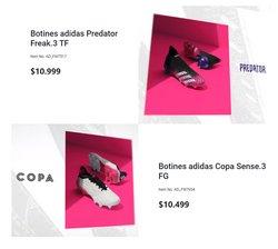 Ofertas de Adidas en el catálogo de Dexter ( Vence mañana)