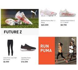 Ofertas de Puma en el catálogo de Dexter ( Publicado hoy)