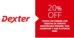Ofertas de Dexter  en el folleto de Buenos Aires