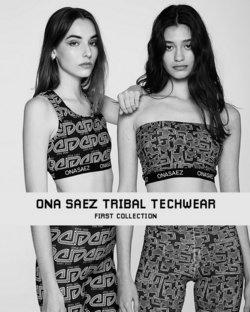 Ofertas de Ona Saez en el catálogo de Ona Saez ( 22 días más)