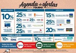 Catálogo Supermercados Toledo en Necochea ( 12 días más )