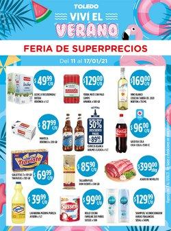 Catálogo Supermercados Toledo en Necochea ( Caducado )