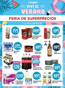 Catálogo Supermercados Toledo ( Caduca hoy )