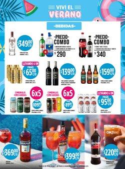 Ofertas de Vodka en Supermercados Toledo