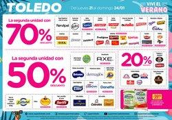 Ofertas de Hiper-Supermercados en el catálogo de Supermercados Toledo en Necochea ( Caduca mañana )