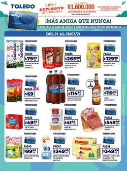 Catálogo Supermercados Toledo ( 3 días más)