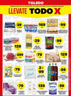 Catálogo Supermercados Toledo ( Publicado ayer)